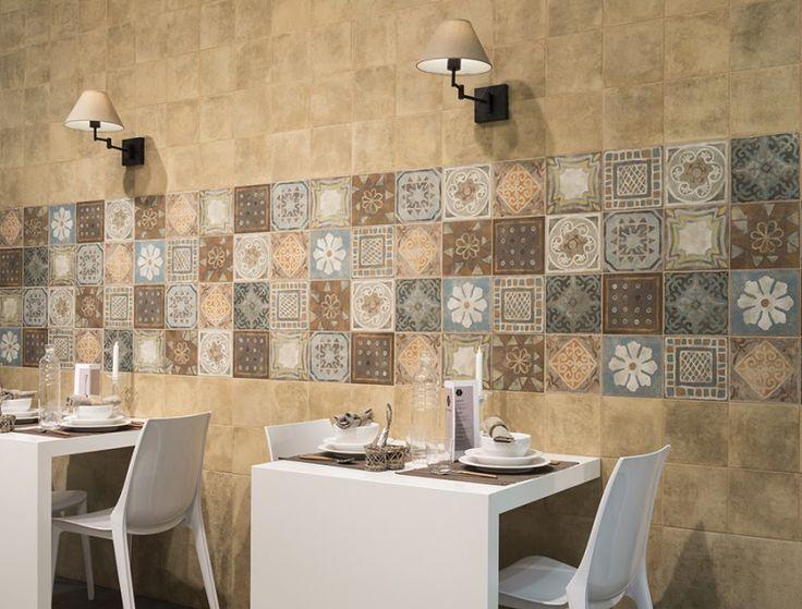 Depot badezimmer ~ 50 best patterned encaustic style tiles @ the tile depot images