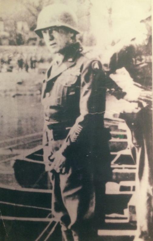Patton Pissing In Rhine 102