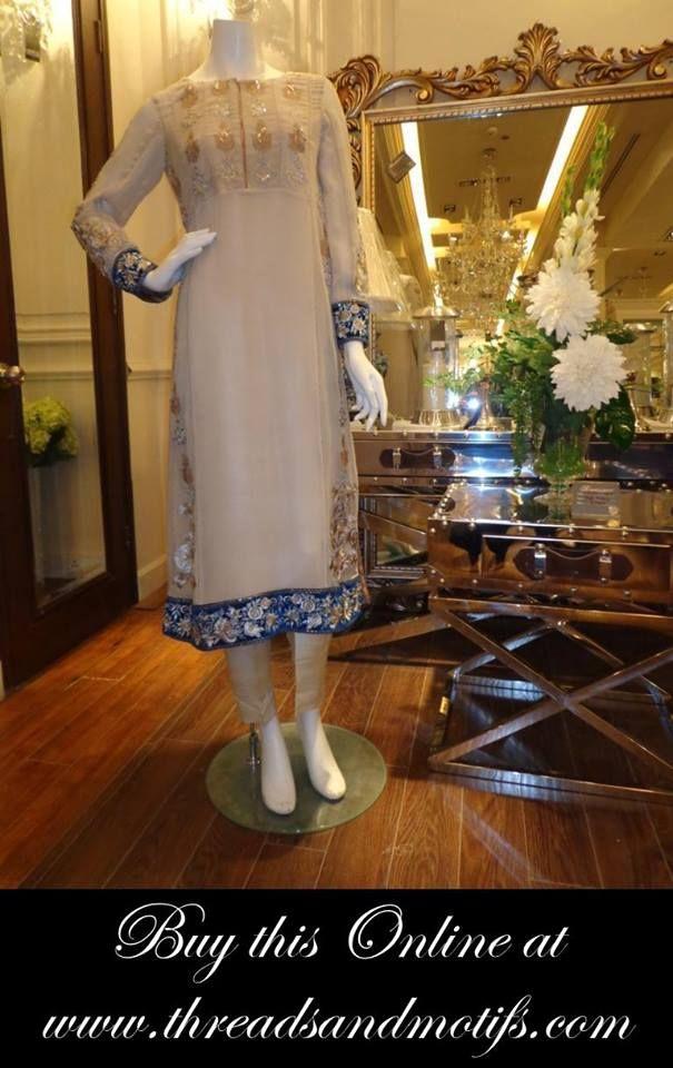 Summer Formal Eid Dresses Collection 2015-2016