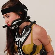Sorry, fetish neck brace corset theme simply
