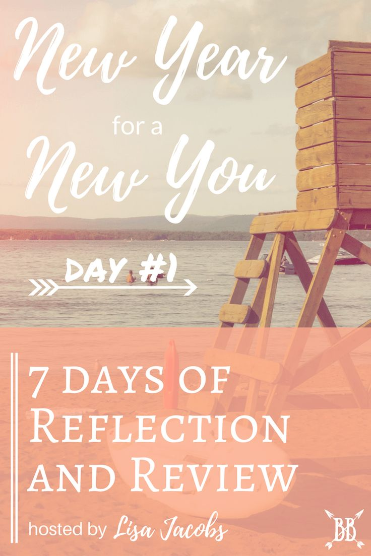 """I'm participating in Lisa Jacobs' """"New Year for a New You"""" series for the next seven days. I'm excited to review my progress from 2016 and plan forward to have my best year yet! Won't you join me?"""