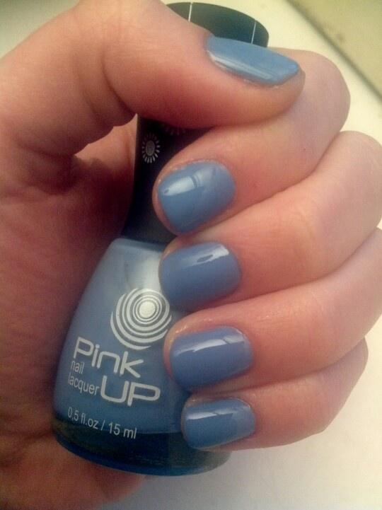 Pink Up 12s Summer Blue