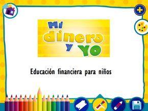 app-mi-dinero-y-yo-educacion-financiera-para-ninos-dibujo