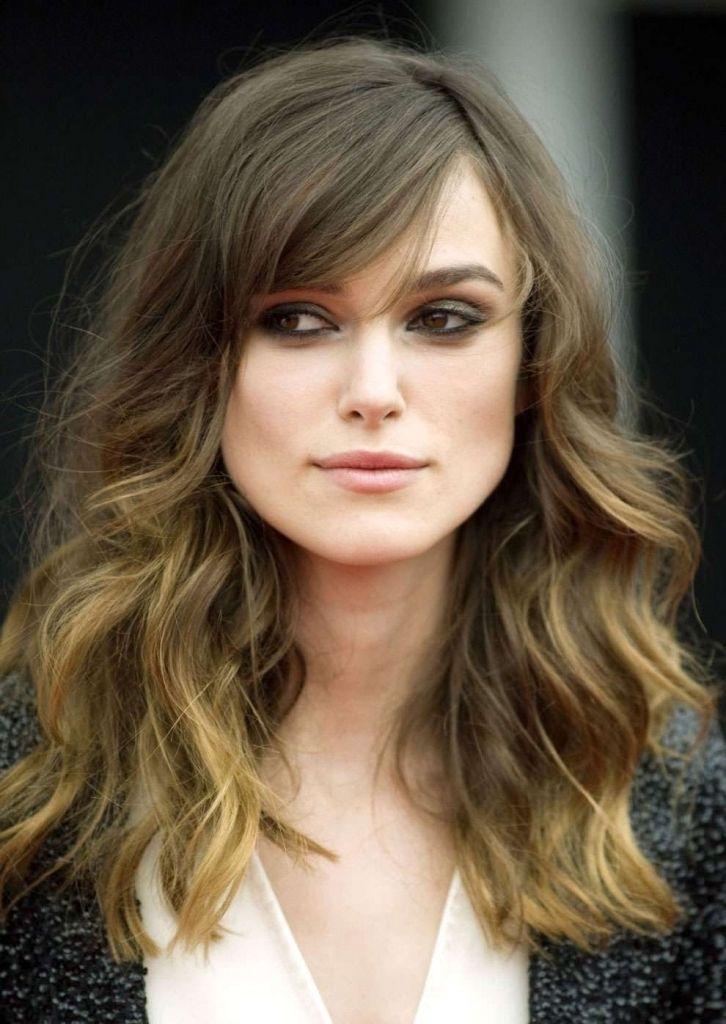 Lange Frisuren Quadratisches Gesicht Frisuren Halblang Frisuren