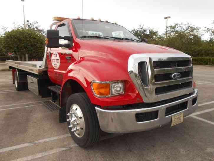 Ford F-650 (2011)