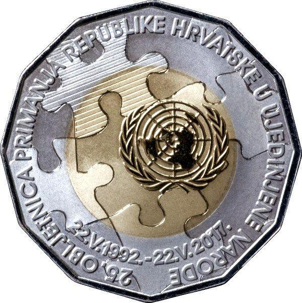 Croacia conmemora sus 25 años como miembro de la ONU