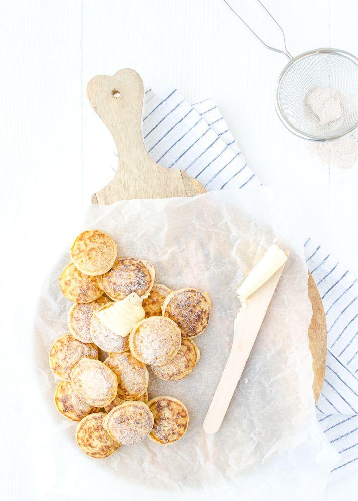 Poffertjes #dutch mini pancakes