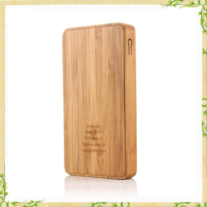 6000mah wooden power bank charger, View wireless power bank charger, OEM Product Details from Shenzhen Fteda Gifts Co., Limited on Alibaba.com