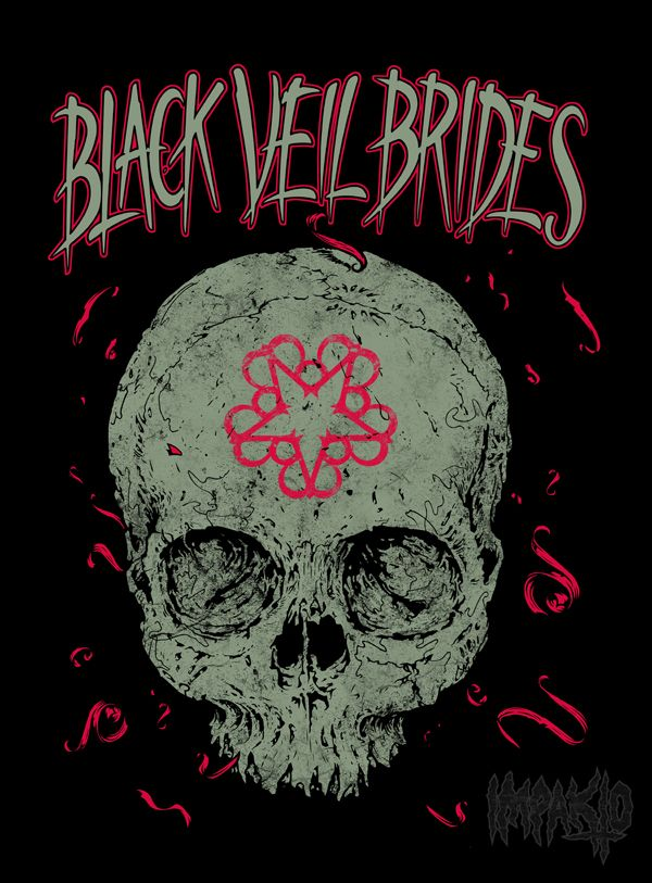 Black Veil Brides Marked For Death By Impakto