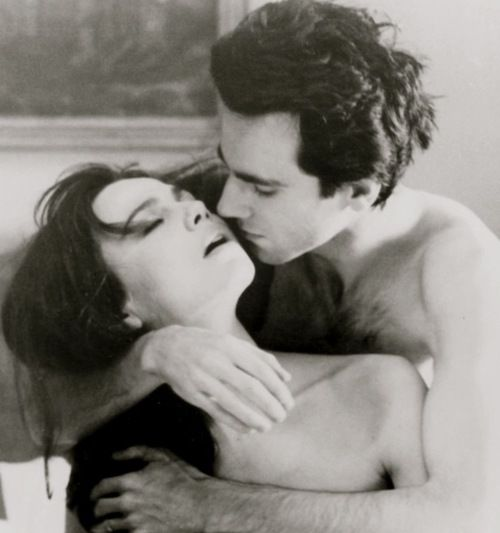 Lena Olin and Daniel Day-Lewis, The Unbearable Lightness of Being, 1988 ( Philip Kaufman)