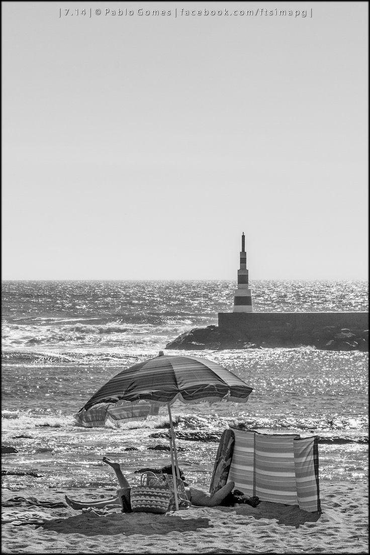 Praia da Aguda / Playa de Aguda / Aguda Beach [2014 - Gaia - Portugal] #fotografia #fotografias #photography #foto #fotos #photo #photos #local #locais #locals #mar #sea #praia #praias #playa #playas #beach #beaches #faro #farol #lighthouse @Visit Portugal @ePortugal @WeBook Porto @OPORTO COOL @Oporto Lobers