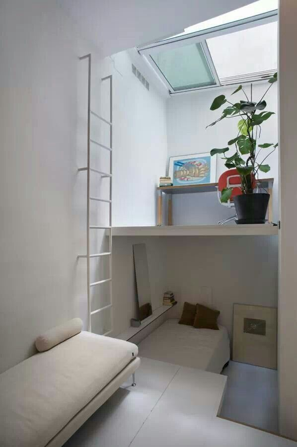 Incroyable Small Space