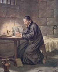 William Tyndale - English Bible Translator and Christian Martyr