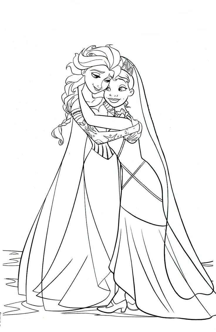 Ra rapunzel coloring pictures - Disney Coloring Page