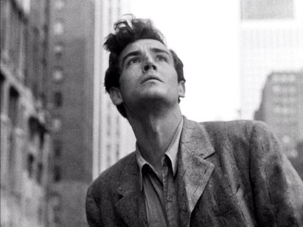 "Vittorio Gassman, ""The Glass Wall"" (1953)"