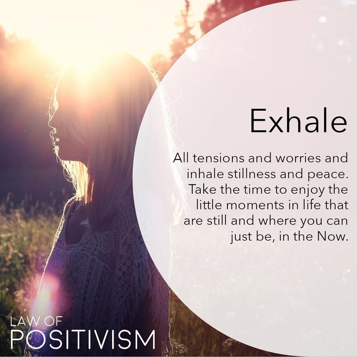 Exhale all tensions & worries & inhale stillness & peace. Take the time to enjoy the little moments in that that are still & where you can just be, in the Now.