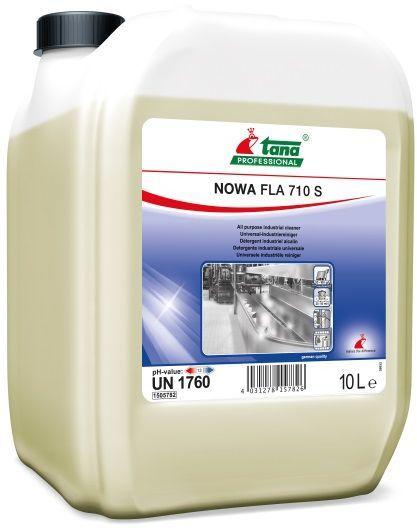 Degresantul Nowa FLA 710S de la TANA se utilizeaza pentru curatarea tuturor instrumentelor, masinilor si instalatiilor de otel, aluminiu, alama, arama, zinc si argint in industria de productie si prelucrare a alimentelor, precum si din industria constructiilor de masini.