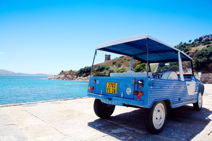 How many days until summer again? #Mehari #Citroen