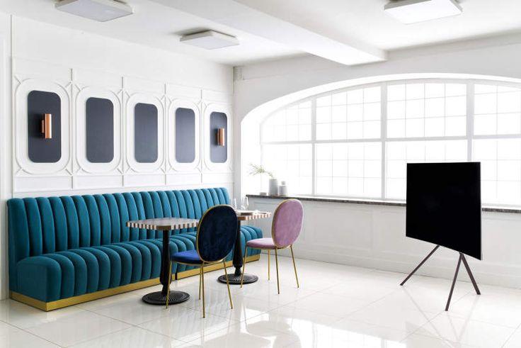 Samsung launches unique range of QLED TV accessories #gravitystand #studiostand