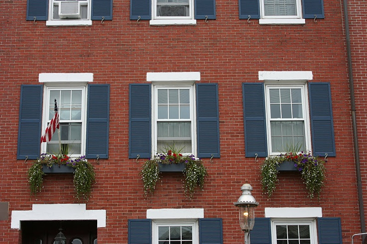 Boston Colonial Wood Exterior Shutters Exterior Shutters Pinterest Exterior Shutters And