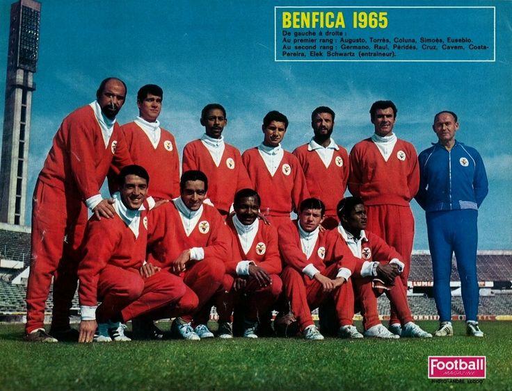 Benfica, 1965.