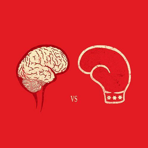 Brain vs strength