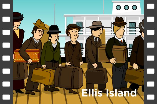 Ellis Island Lesson Plans and Lesson Ideas - BrainPOP Educators