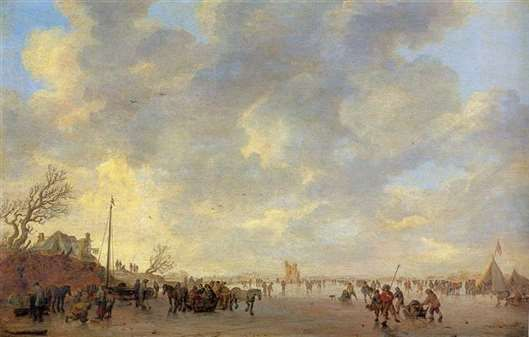 Jan van Goyen, 1638