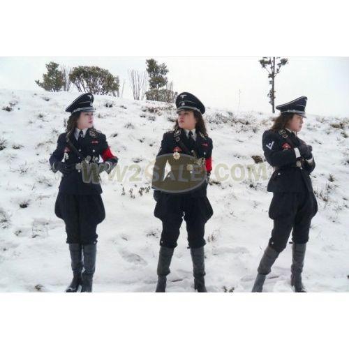 girls in nazi uniform porn