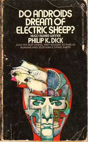 Do Androids Dream of Electric Sheep? (1968) Is a very famous book that explores the ideas AI. It was famously adapted into the film Blade Runner by Ridley Scott.