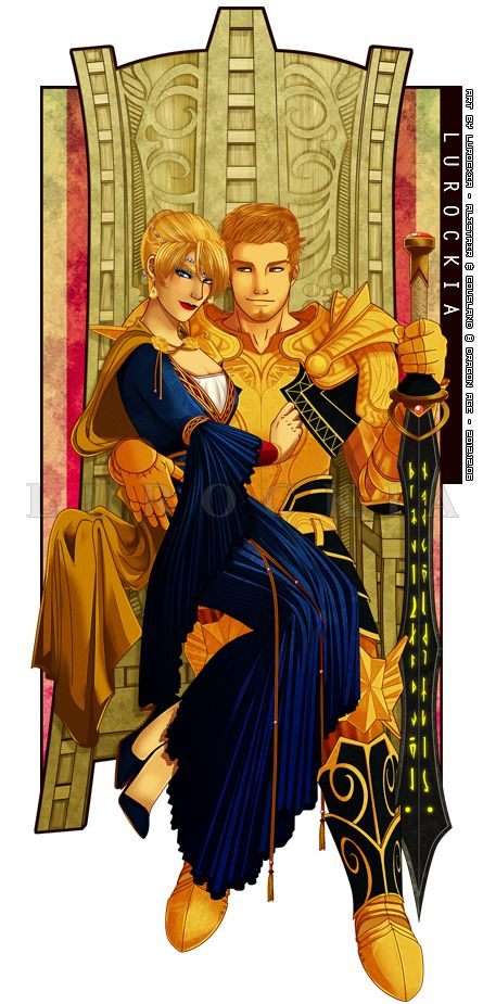 CM: Your Royal Highnesses by Lurockia.deviantart.com on @deviantART