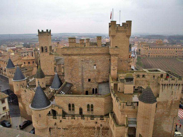 El Castillo de Olite, antiguo refugio de las tropas de Napoleón « Castillos, fortalezas y palacios de Navarra