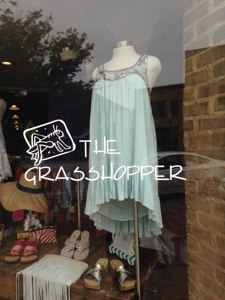 New stuff at the Athens and Florence stores!!!  www.facebook.com/thegrasshopper14