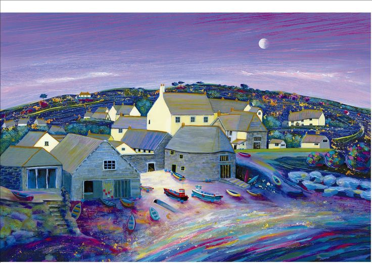 Dawn, Cadgwith Cove