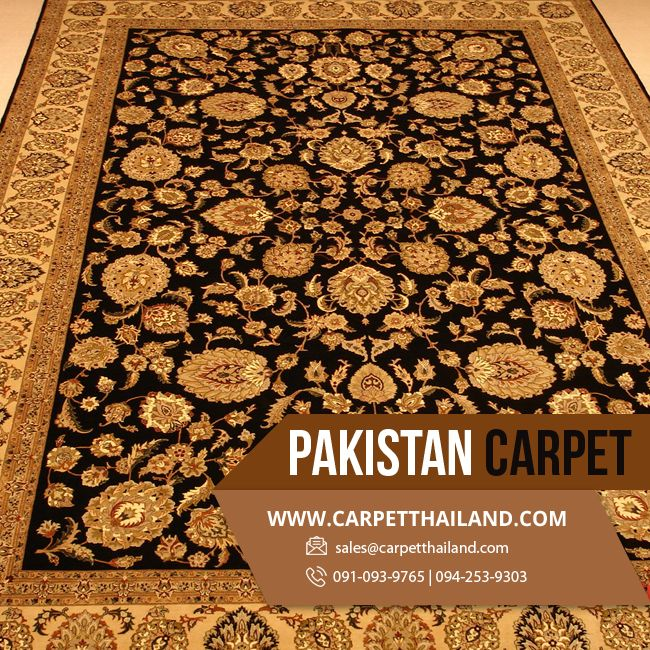 View our latest collection of #Carpets online at www.carpetthailand.com . Buy #Hand #Knotted Carpets online from our webstore offering you the widest range of Carpets to give your place a completely new look. For more details click www.carpetthailand.com