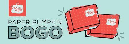 Buy your first month, get your second month FREE!  Subscribe to Paper Pumpkin now: https://mypaperpumpkin.com/en/?demoid=75805
