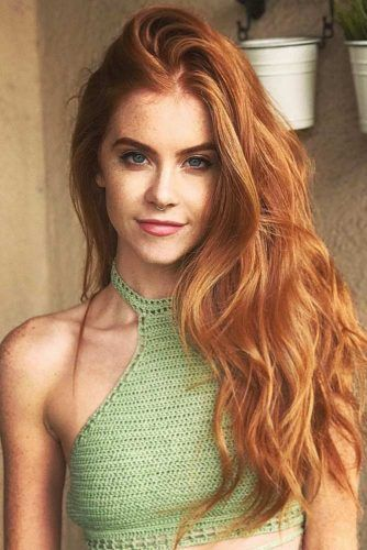 43 Sexy Redhead Girls Show Off One Of The Most Popular Hair Colors – Rosalie Becker