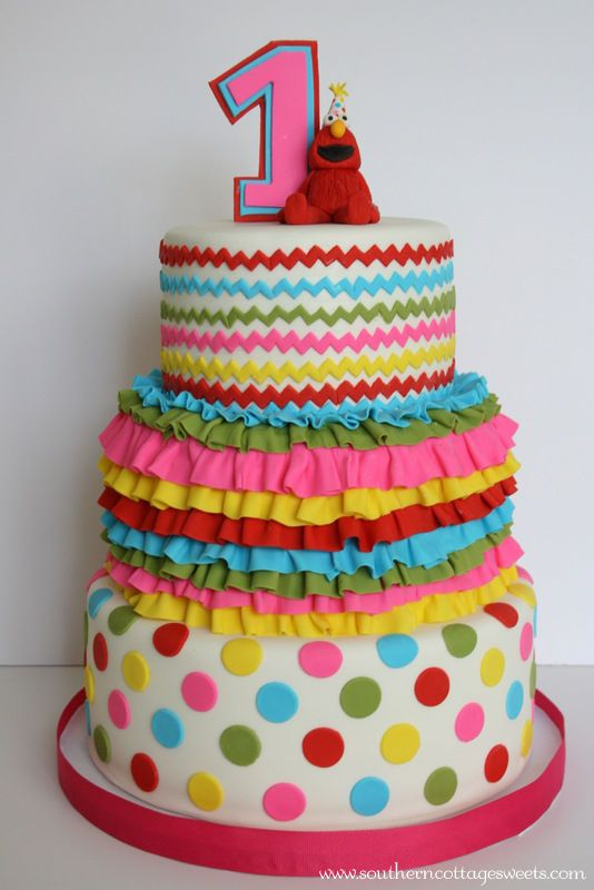 107 best Elmo Cakes images on Pinterest Elmo cake Birthdays and
