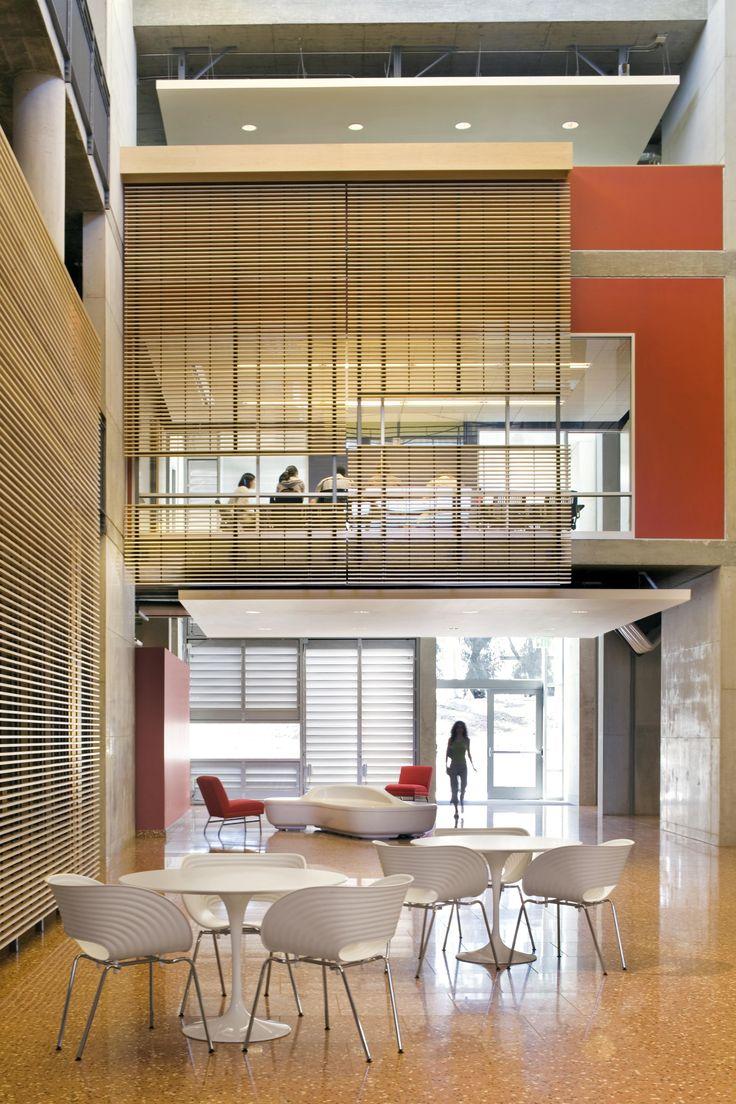 UCSB Student Resource Center Santa Barbara CA Architect Sasaki Associates Photo Commercial DesignArchitecture InteriorsId