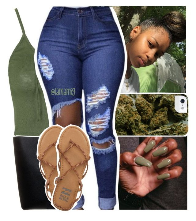 """""""im just tryna get to know ya, get a little closer, baby post up"""" by lamamig ❤ liked on Polyvore featuring Topshop, Smythson and Billabong"""