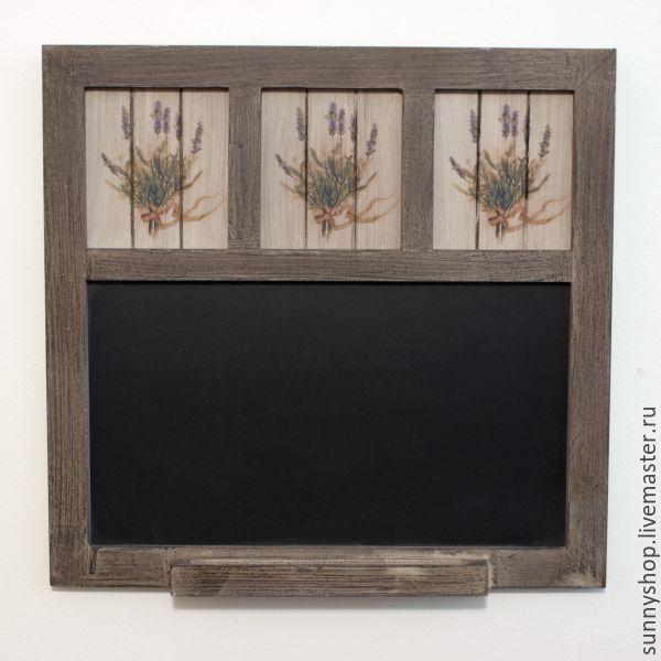 Купить Грифельная (меловая) доска для рисования и записей - грифельная доска черная, доска для рисования мелом