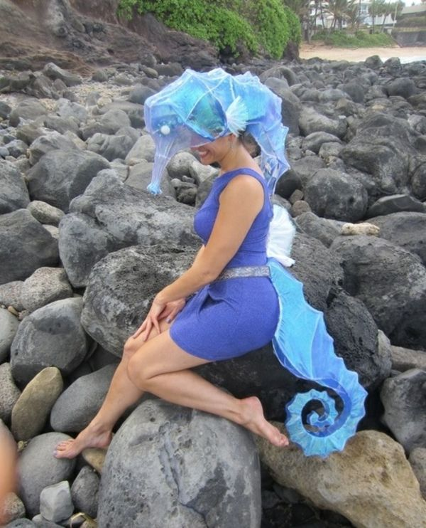 best 25 homemade mermaid costumes ideas on pinterest. Black Bedroom Furniture Sets. Home Design Ideas