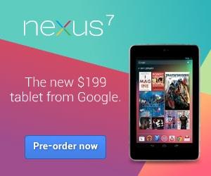 Google Nexus 7. I WANT THIS!