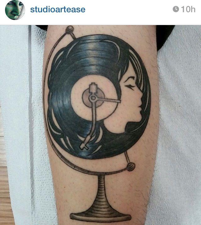 17 Melhores Ideias Sobre Tatuagem Headphones No Pinterest