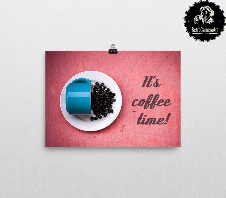 Coffee time? Love it!