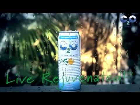 C2O Pure Coconut Water Music Video (+playlist)