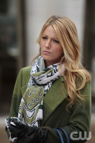 Gossip Girl: Blake Lively as Serena Van Der Woodsen