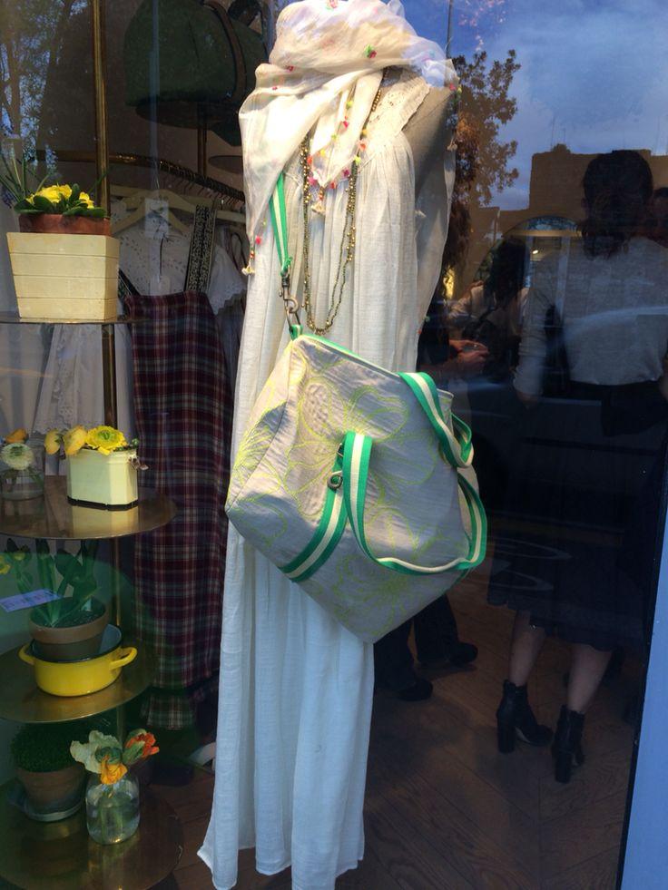 QG bags da Mariza Tassy, Via Molino delle Armi 45, Milano