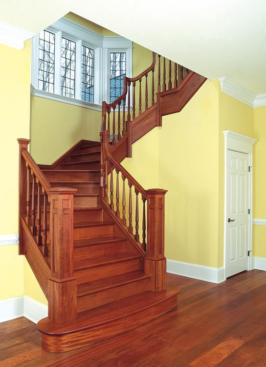 Best Brazilian Cherry And Mahogany Stair Products I Love 400 x 300