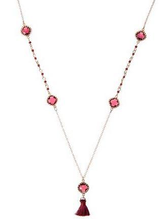 Πανέμορφο κολιέ! Το θέλεις κι εσύ; Δες το εδώ: http://mikk.ro/bdG  #κολιέ #ροζ #χάντρες #necklace #pink #beads